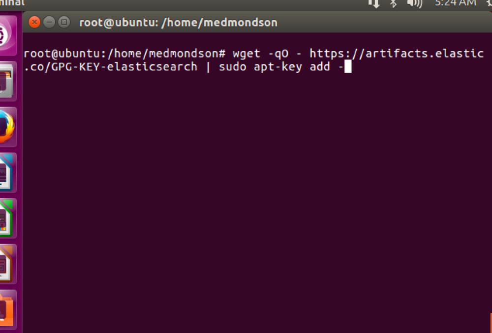 Elasticsearch_install